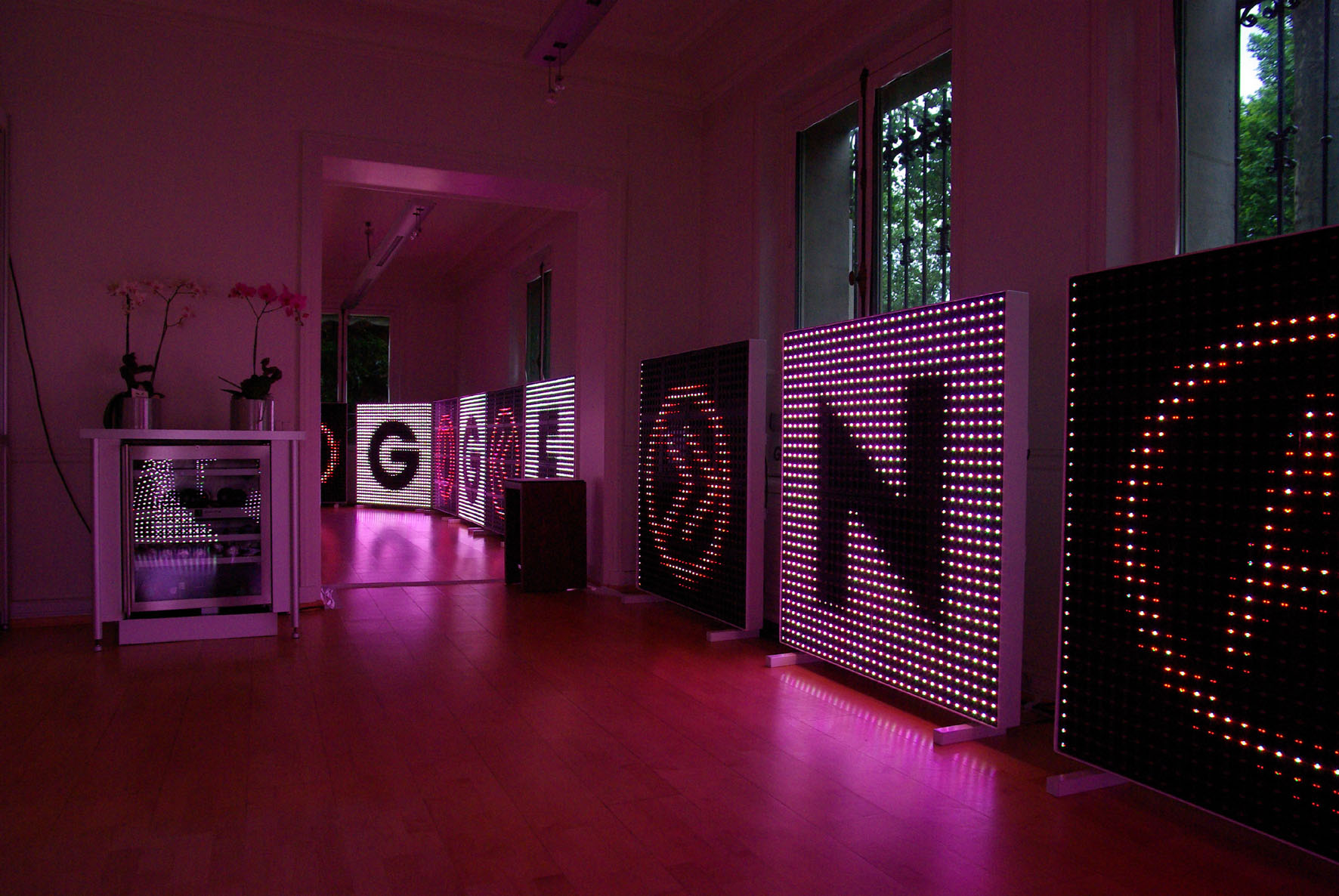 Christophe Pillet chez Gaggenau pour les designers days 2008
