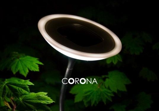 Corona Solar Light