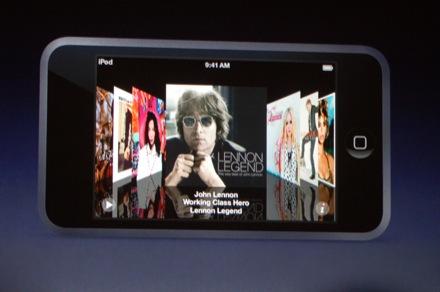 Nouveau Apple iPod Touch