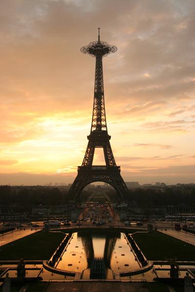Tour Eiffel 120ans Serero