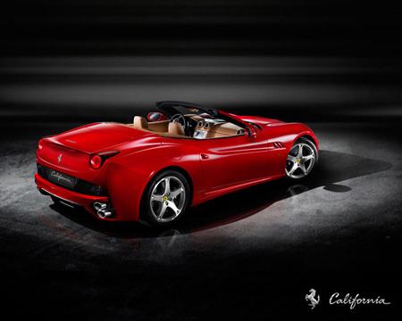 Ferrari GT California