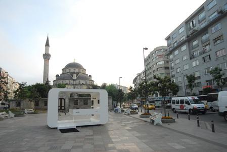 Cuisine futuriste Gorenje Ora Ito à Istanbul