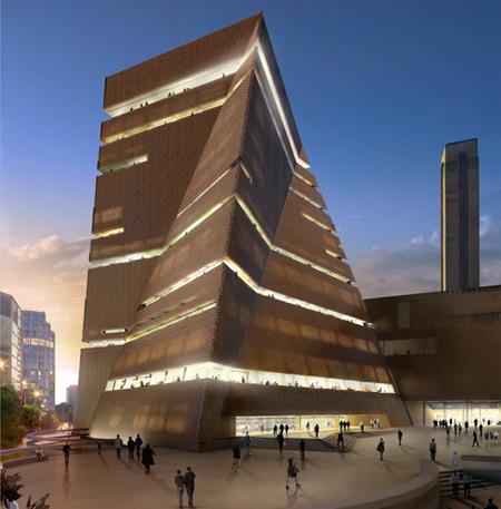Tate modern 2 corrig e diisign - Mouvement en architecture ...