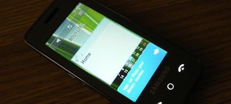 Samsung F490 Player