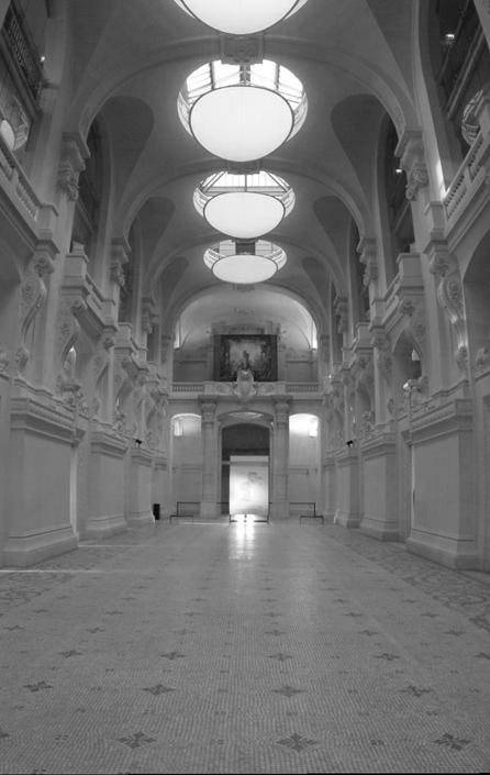 Nef du musée des arts déco