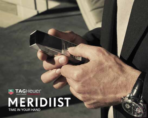 Tag Heuer Meridiist Phone Telephone