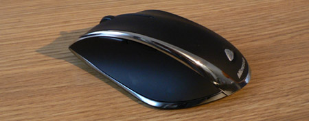 Test Microsoft Wireless laser mouse 7000 Review