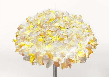 Tokujin Yoshioka bouquet chair fauteuil