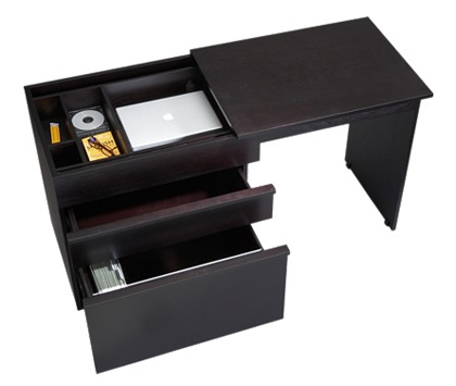 objet extensible pour petit appartement le bureau diisign. Black Bedroom Furniture Sets. Home Design Ideas