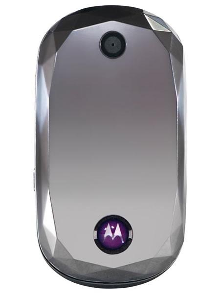 Motorola MOTOJewel tendance diamant polygone