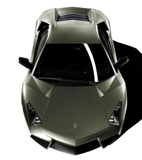 Lamborghini Reventon tendance diamant polygone