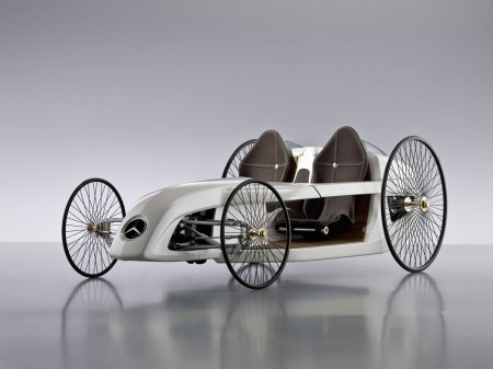 Mercedes F Cell Roadster
