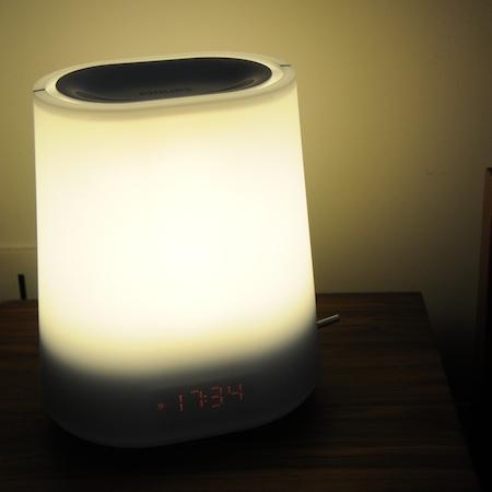 Test Philips Eveil Lumière review