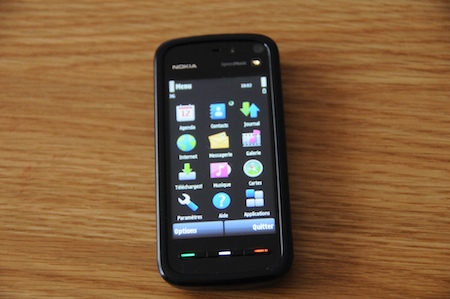 Test Nokia 5800 Xpress Music review