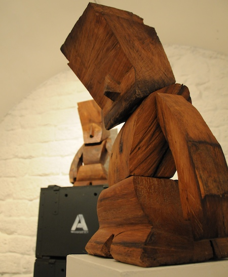 Wooden Aro by Steph Cop