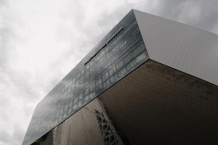 Porsche museum Suttgart visite