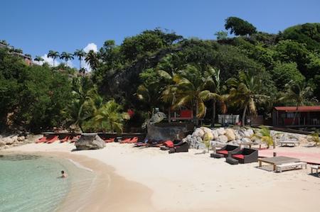 Toubana hotel Guadeloupe avis plage