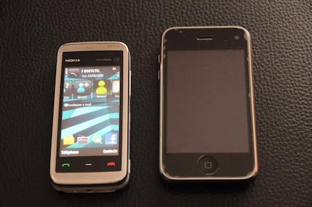 Nokia 5530 Xpress Music test