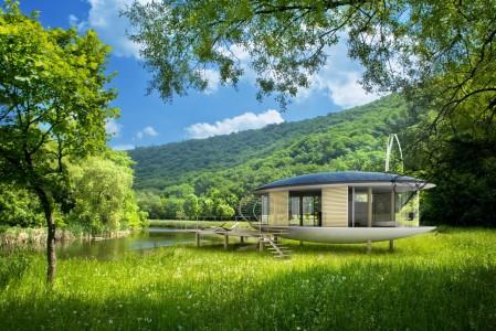 Habitat Eco Conçu par Fritsch et associés