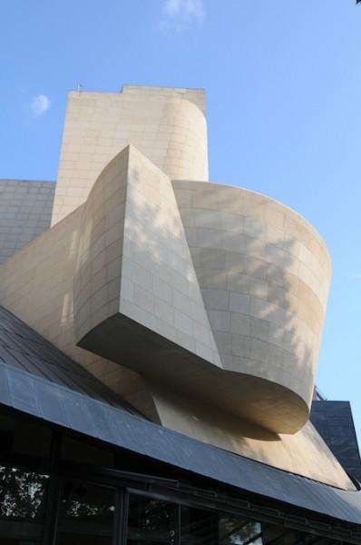 Frank Gehry Cinémathèque Française