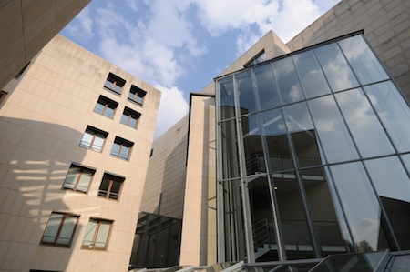 Frank Gehry Cinémathèque française Paris