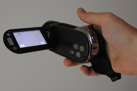Samsung HMX105BP test