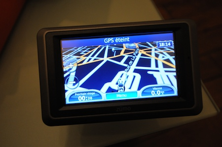 Test Garmin Zumo 660