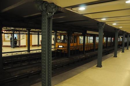Budapest métro