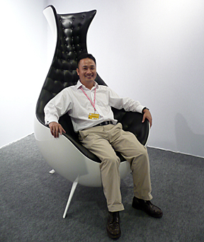TheChair Ltd Michael Chang