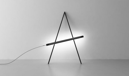 noon studio Pelegrin Gautier Taiani Vincent lampe compas