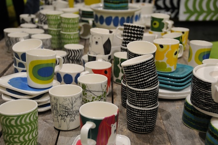 Marrimekko Colection porcelaine