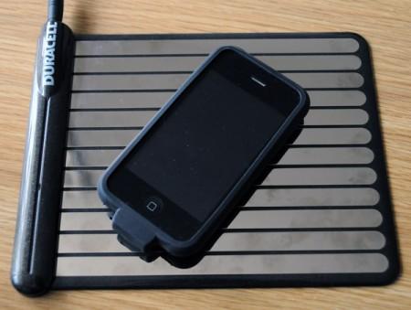 test duracell mygrid la fin de votre collection de chargeurs diisign. Black Bedroom Furniture Sets. Home Design Ideas