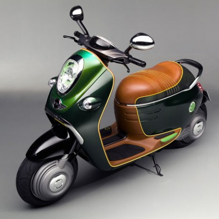 MINI Scooter E concept : attention à l'overdose