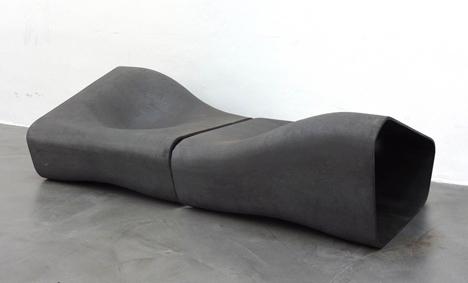meuble exterieur beton