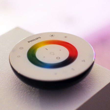 Telecommande livingcolors