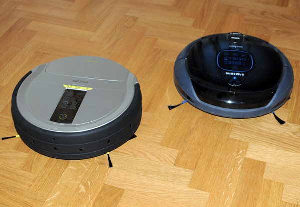toute la v rit sur les robots aspirateur avant le test comparatif diisign. Black Bedroom Furniture Sets. Home Design Ideas