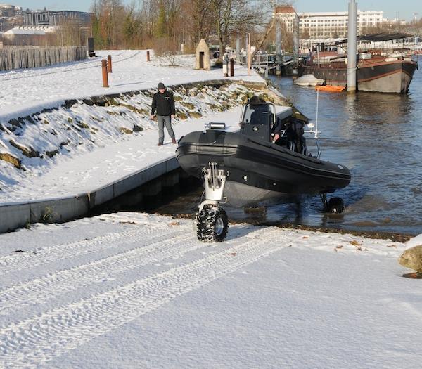 Sealegs le bateau avec des roues diisign - Bateau sur roues ...