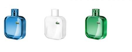 [Interview] Lacoste, dans les coulisses du lancement des parfums L12.12