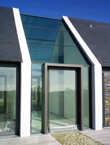 Maison belle iloise par opus 5 diisign for Architecture bretonne traditionnelle