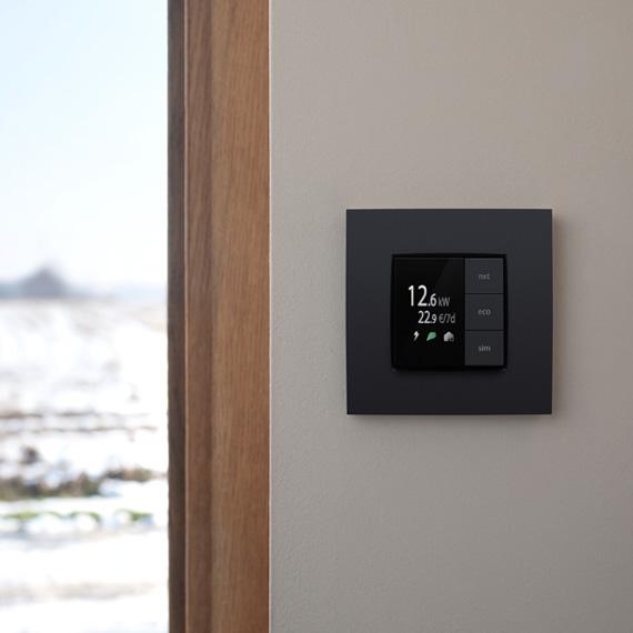 niko home control une installation lectrique pour notre poque diisign. Black Bedroom Furniture Sets. Home Design Ideas