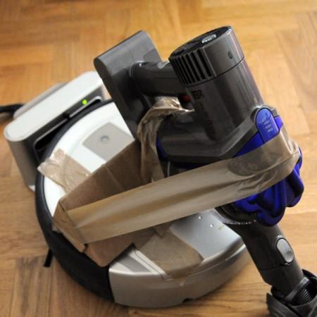 homerun x dc35 l aspirateur robot ultime diisign. Black Bedroom Furniture Sets. Home Design Ideas