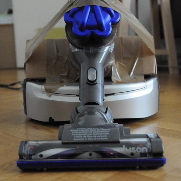 homerun x dc35 l 39 aspirateur robot ultime diisign. Black Bedroom Furniture Sets. Home Design Ideas