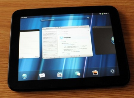 [test] Tablette HP Touchpad… à 99€