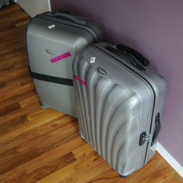 Samsonite test valise cosmolite
