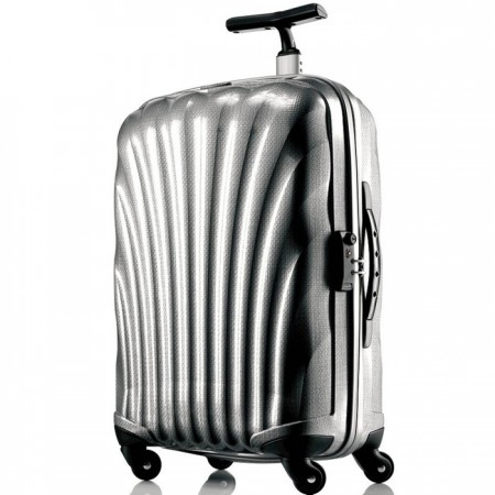 [test] La valise Samsonite Cosmolite à travers l'Asie