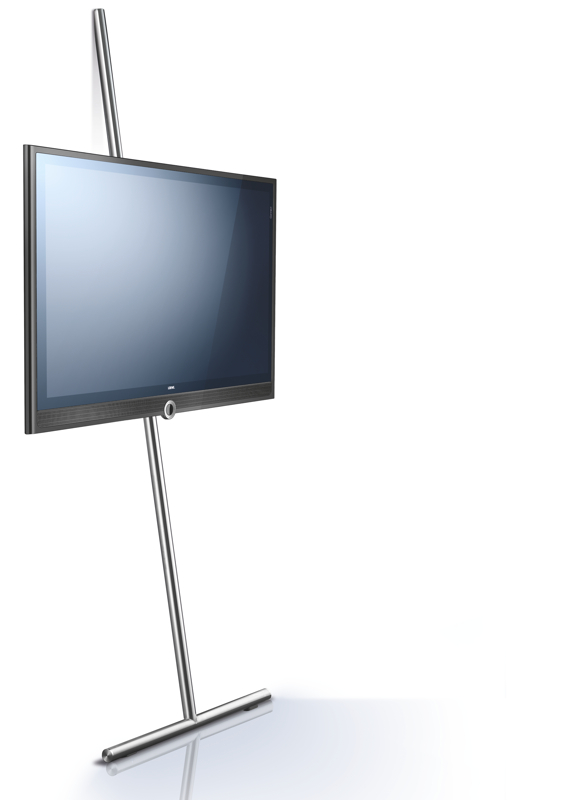 Loewe connect id color e connect e et accessible diisign - Table tv avec support ...