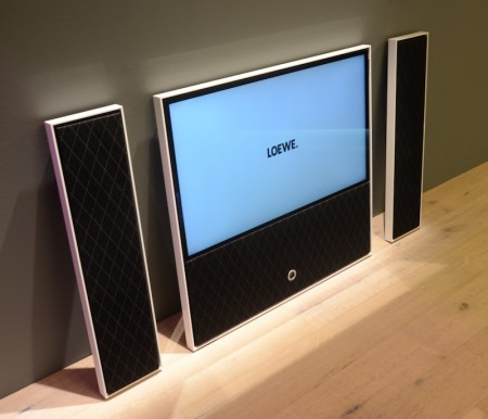 [IFA 2012] Loewe renouvelle son haut de gamme : Individual et Reference
