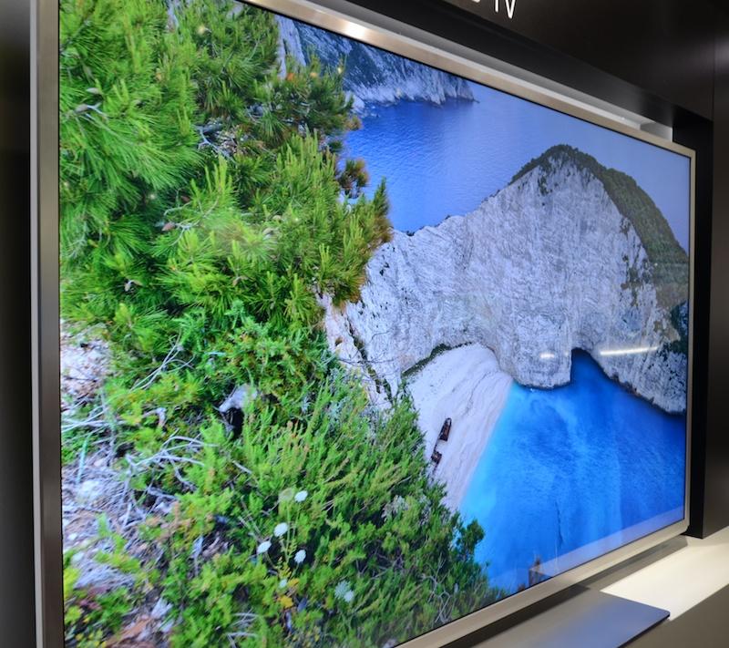 ifa 2012 la tv de demain a trouv ses marques diisign. Black Bedroom Furniture Sets. Home Design Ideas