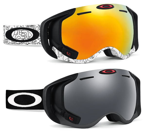 oakley airwave le masque de ski vision t te haute diisign. Black Bedroom Furniture Sets. Home Design Ideas