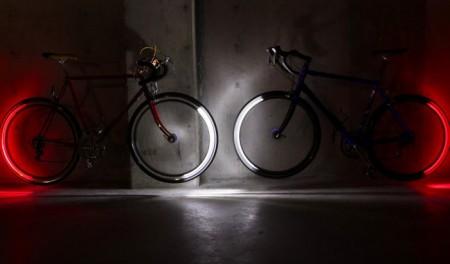 Revolights : l'éclairage de vélo façon Tron